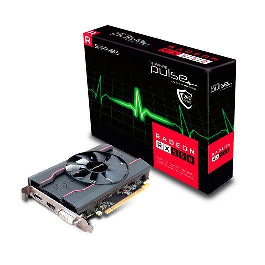 Ver SAPPHIRE RX550 PULSE 2GB GDDR5