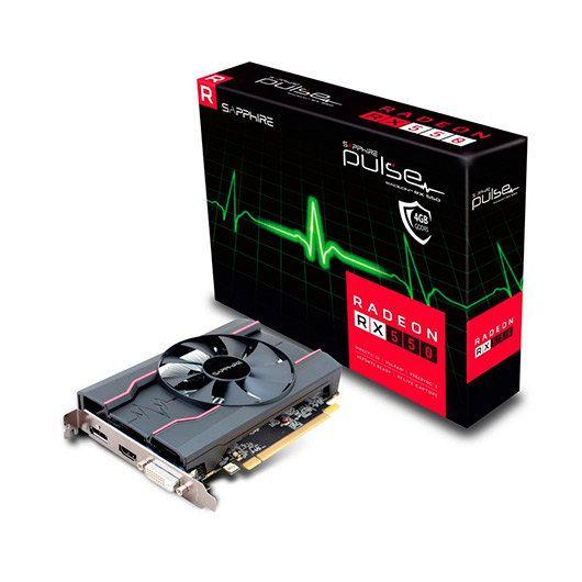 SAPPHIRE RX 550 PULSE 4GB GDDR5