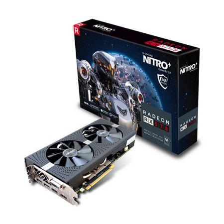 SAPPHIRE RX570 NITRO 8GB GDDR5