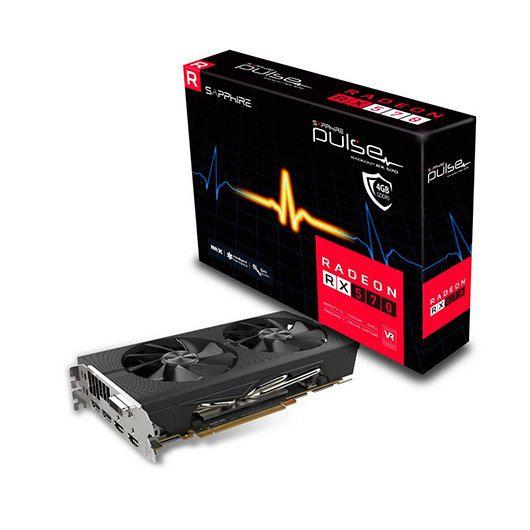 SAPPHIRE RX 570 PULSE 4GB GDDR5