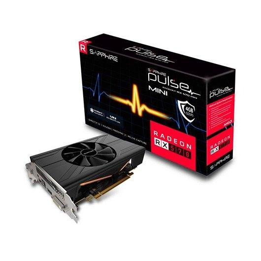 SAPPHIRE RX 570 PULSE ITX 4GB GDDR5