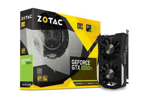 ZOTAC GTX 1050 TI 4GB GDDR5