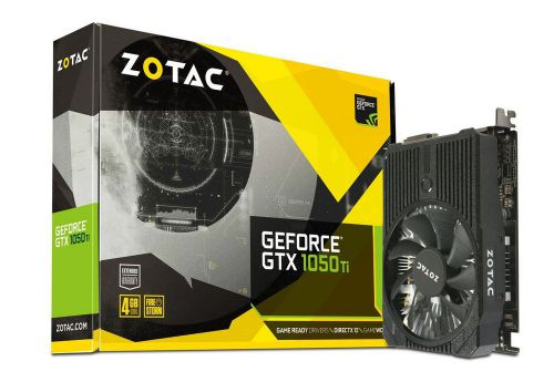 ZOTAC GTX 1050 TI MINI 4GB GDDR5