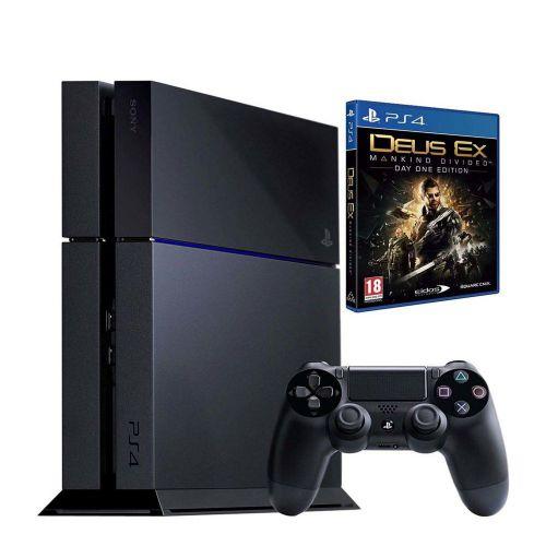 VIDEOCONSOLA SONY PS4 1TB DEUS EX