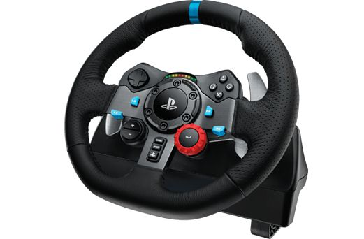 Ver VOLANE LOGITECH G29 DRIVING FORCE RACING