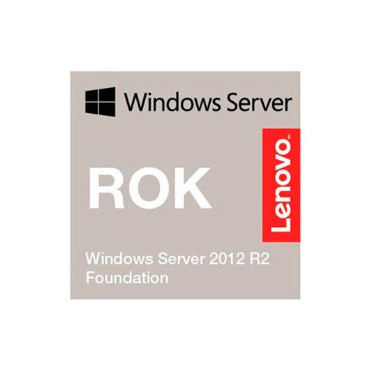 Ver WINDOWS SERVER 2012 ROK R2 FOUNDATION LENOVO