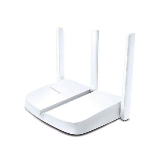 Ver WIRELESS ROUTER N MERCUSYS MW305R BLANCO