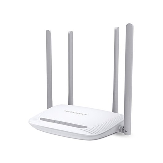 Ver WIRELESS ROUTER N MERCUSYS MW325R BLANCO