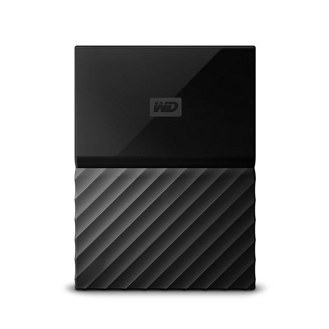 Ver Western Digital My Passport 2000GB Negro