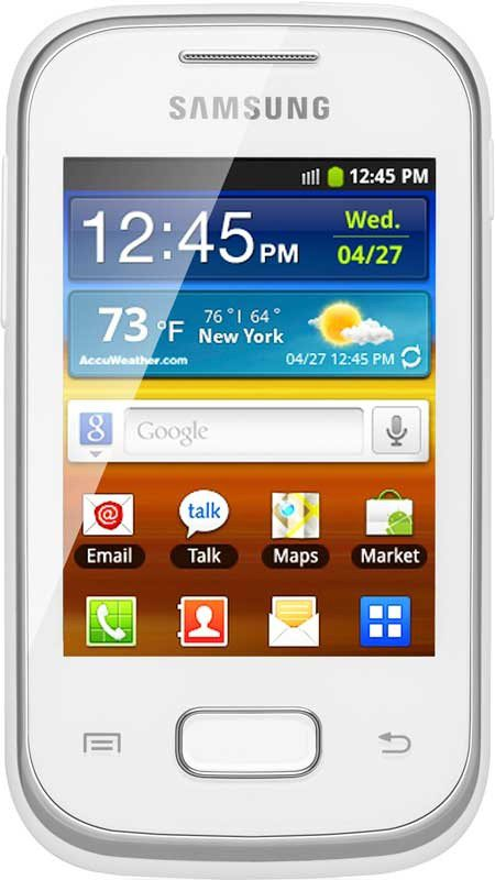 Movilsamsung Galaxy Pocket