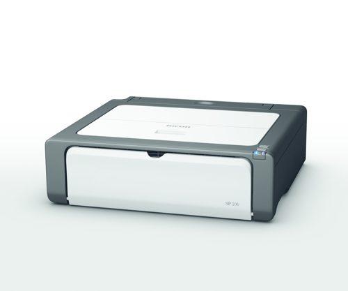 Impresora Ricoh Aficio Sp 100 E