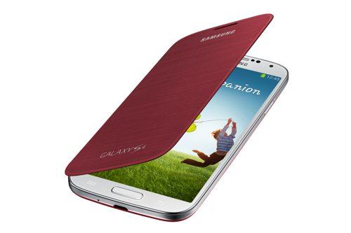 Funda Movil Samsung Ef-fi950b Roja