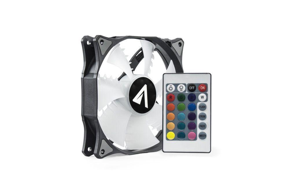 Ver ABYSM RGB Sled Carcasa del ordenador Enfriador