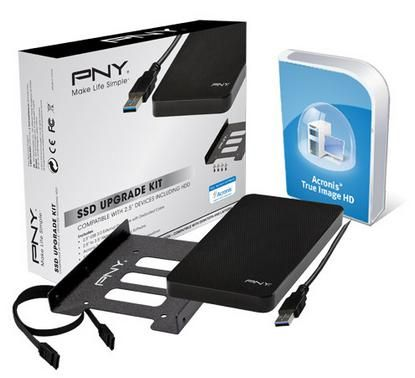 Ver ADAPT PNY SSD UPGRADE KIT