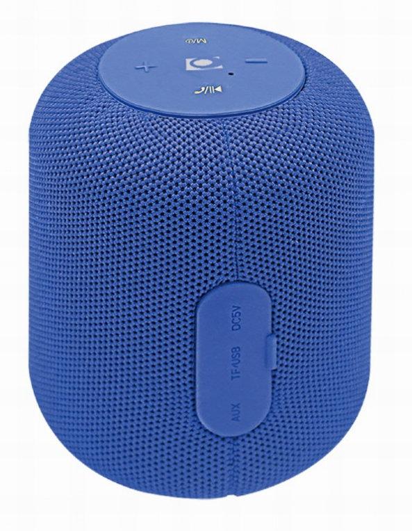 Altavoz Gembird 5w Bluetooth Con Micro Azul