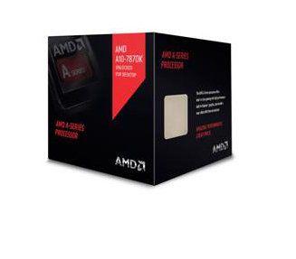 AMD A series A10 7870K 4MB L2 Caja