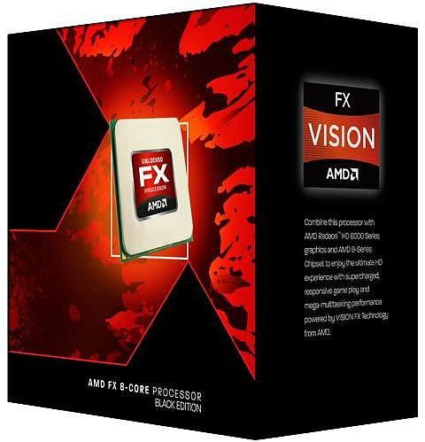 Ver AMD FX 8320E Black Edition