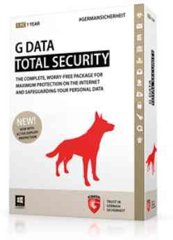 Ver ANTIVIRUS G DATA TOTAL PROTECTION 2015