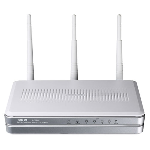 Asus Wl Router N Rt-n16giga Print Server Ftp