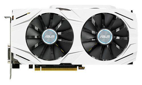 Asus Dual Gtx 1060 O6g Nvidia Geforce Gtx 6gb