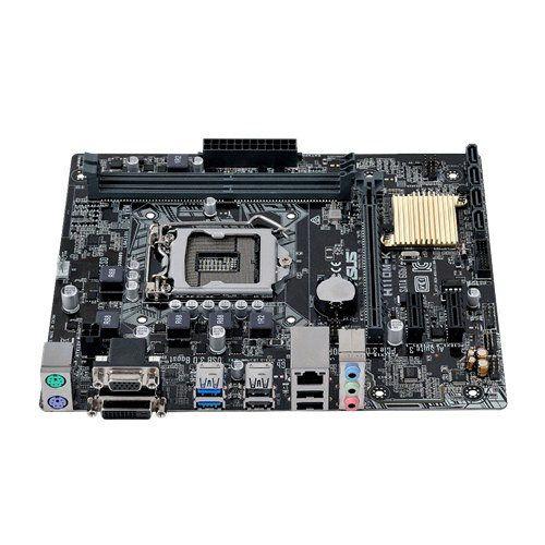Asus H110m K Intel H110 Lga1151 Micro Atx