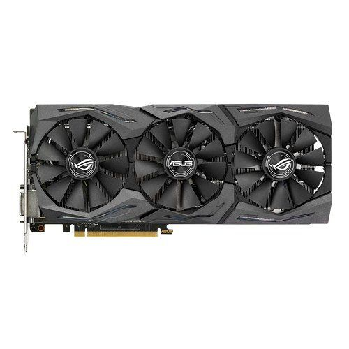 Ver ASUS ROG STRIX GTX 1060 6G GAMING 6GB GDDR5