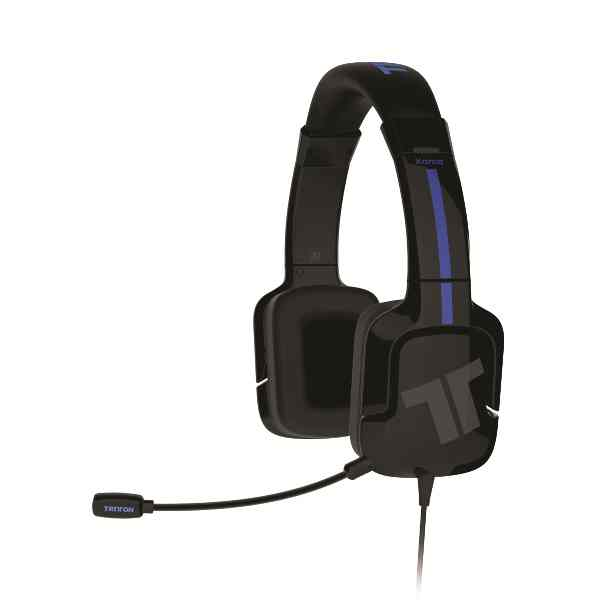 Auricular Kama Stereo Ps4black