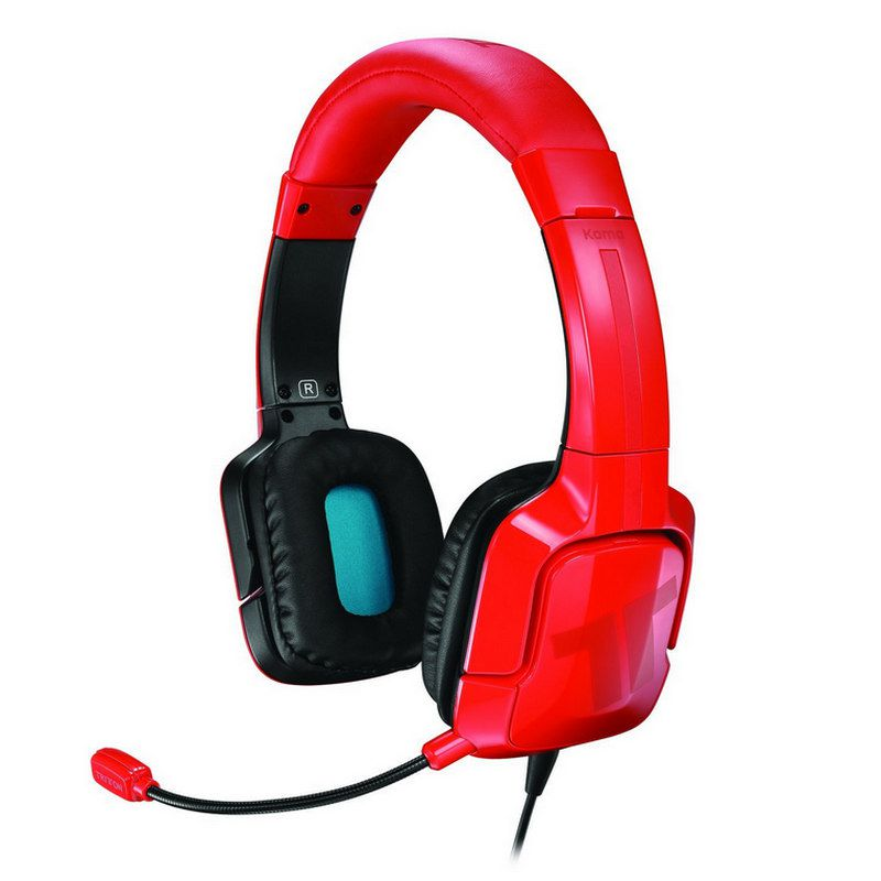 Ver TRITTON KAMA STEREO RED