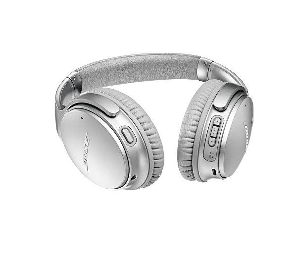 Auricular Bose Quietcomfort 3 5 Serie Ii Silver