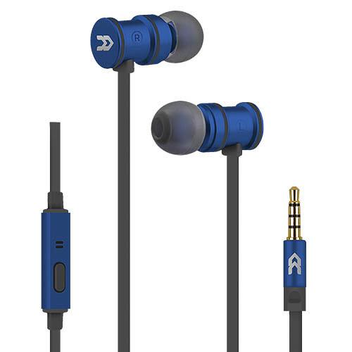 Avenzo Imantado Con Microfono Azul