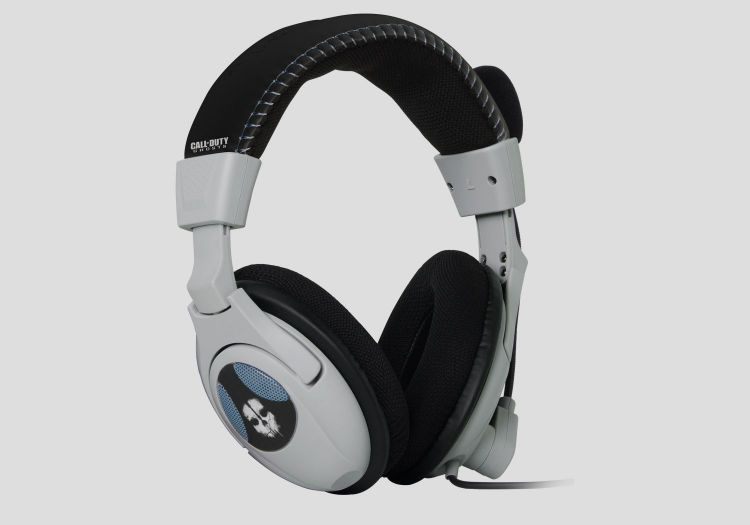 Ver Turtle Beach Ghosts Ear Force Shadow