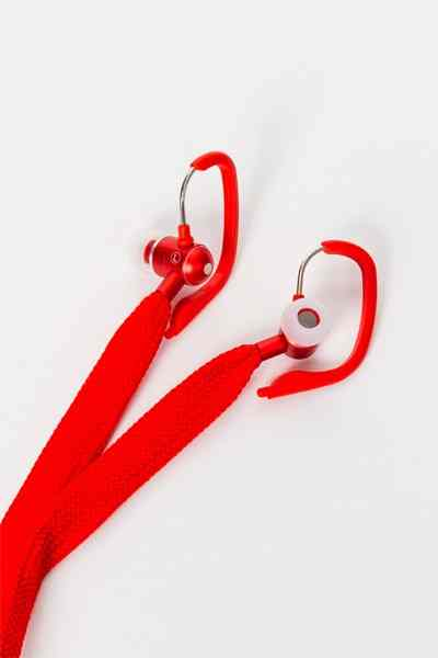 Auriculares Cordon Sport Red