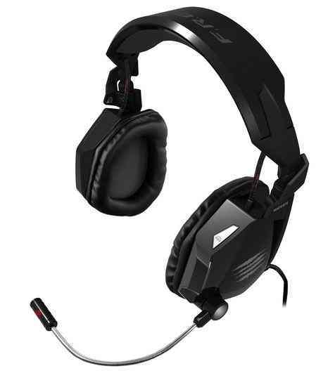 Auriculares Gloss Black Pc Mcz Freq7
