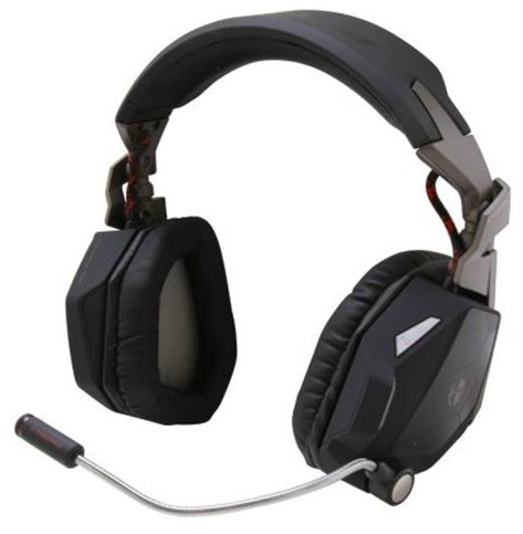 Auriculares Matt Black Pc Mcz Freq5