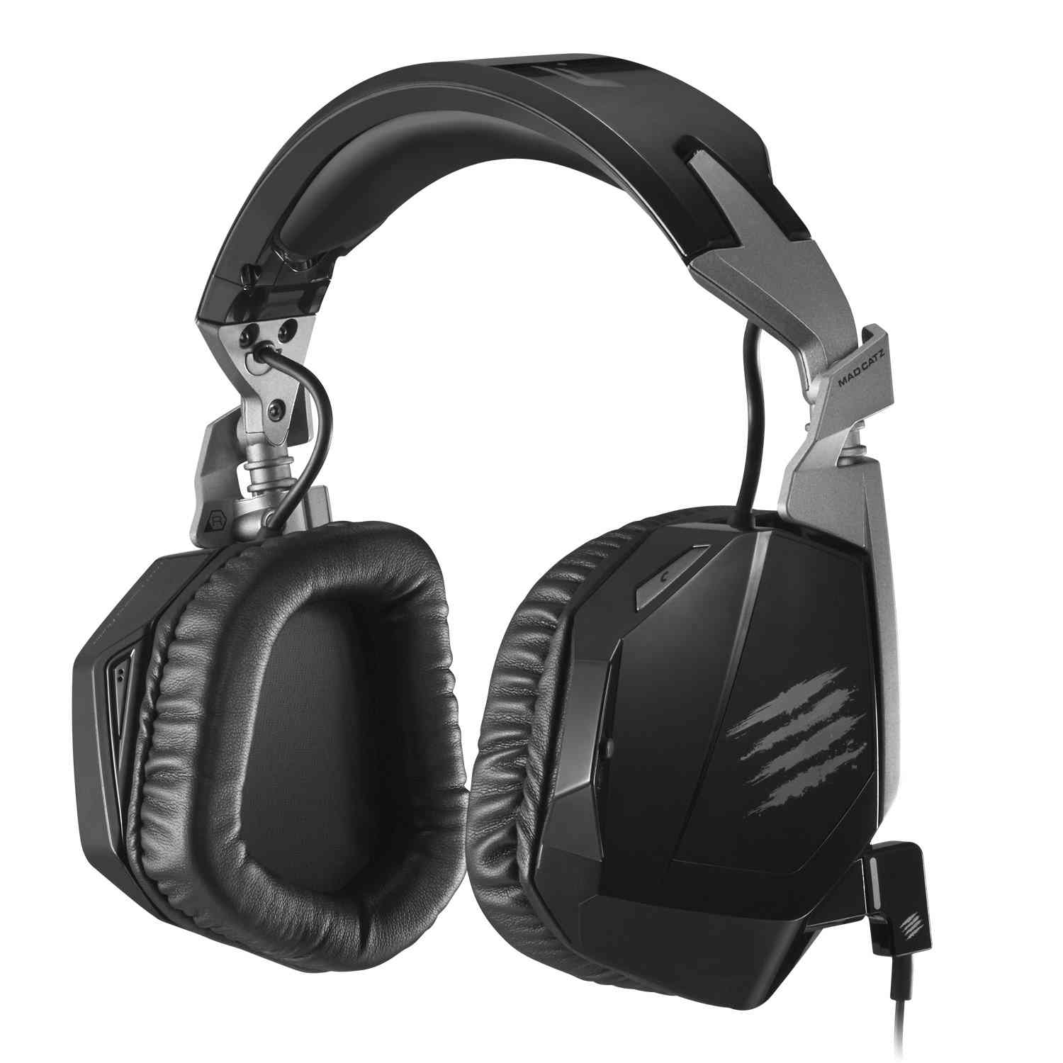 Auriculares Pc Mcz Freq3 Black