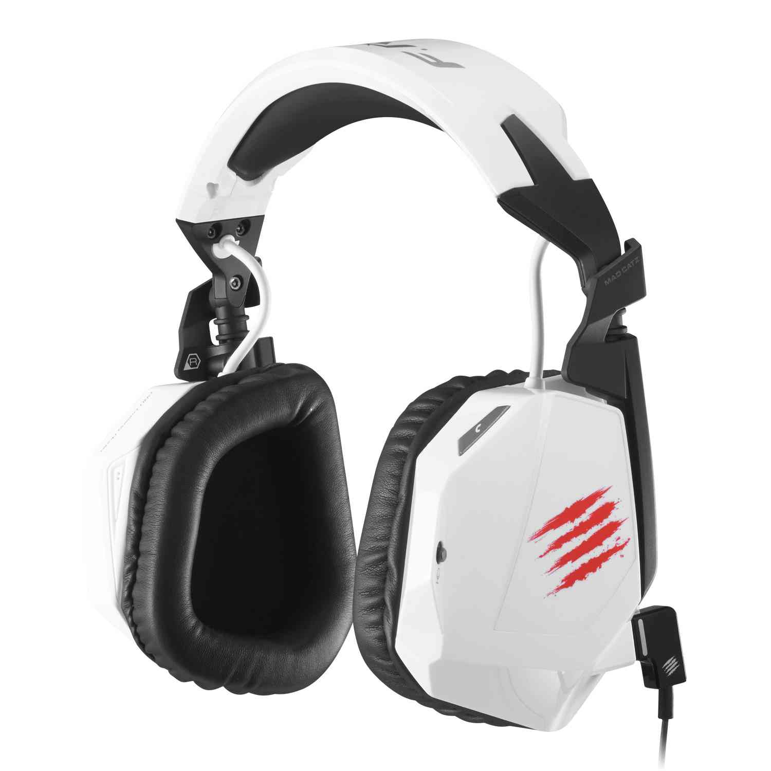 Auriculares Pc Mcz Freq3 White