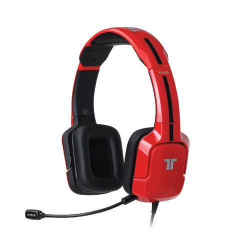 Auriculares Red Pc Kunai Stereo