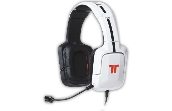 Auriculares Tritton Ax 720 71 Blanco Pc