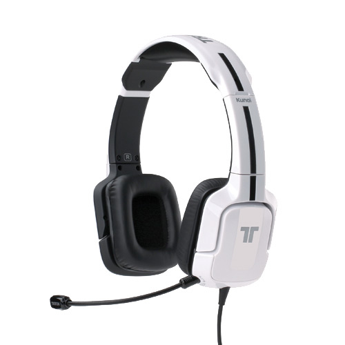 Ver AURICULARES TRITTON KUNAI WHITE STEREO PS3