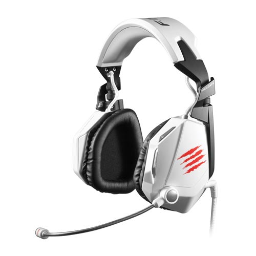 Auriculares White Pc Mcz Freq5