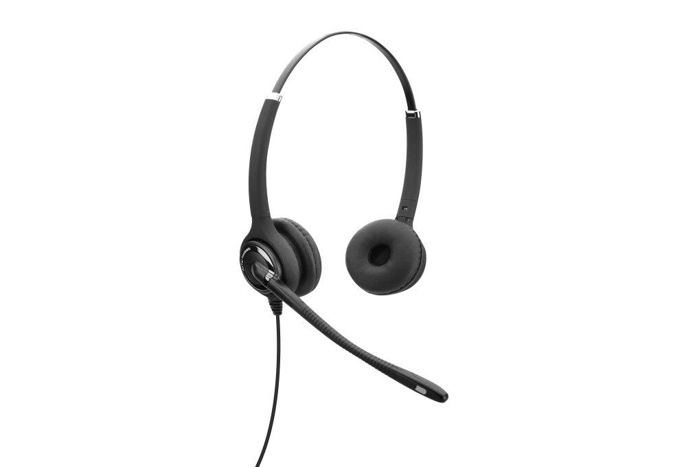 Auriculares Ip Axtel Axh Ehdd Elitehd Voice Duo Nc Enchu Qd Compa Tel Escr Sof