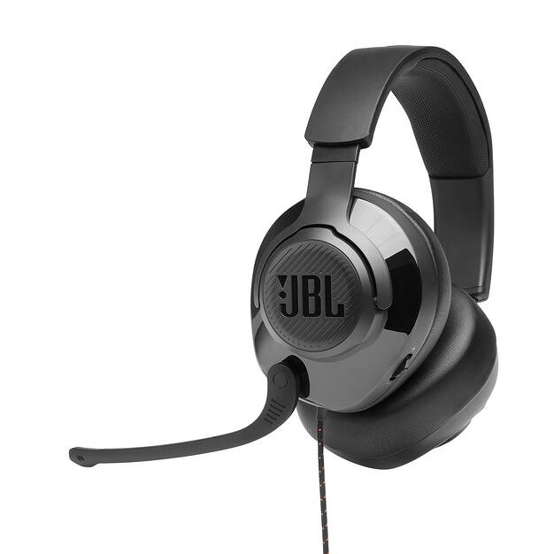 JBL QUANTUM 200 WIRED OVER EAR GAMING E NEGRO