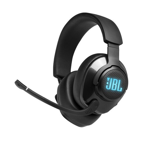 JBL QUANTUM 400 WIRED OVER EAR GAMING E NEGRO