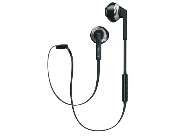 Ver PHILIPS SHB5250BK00 BLUETOOTH NEGRO