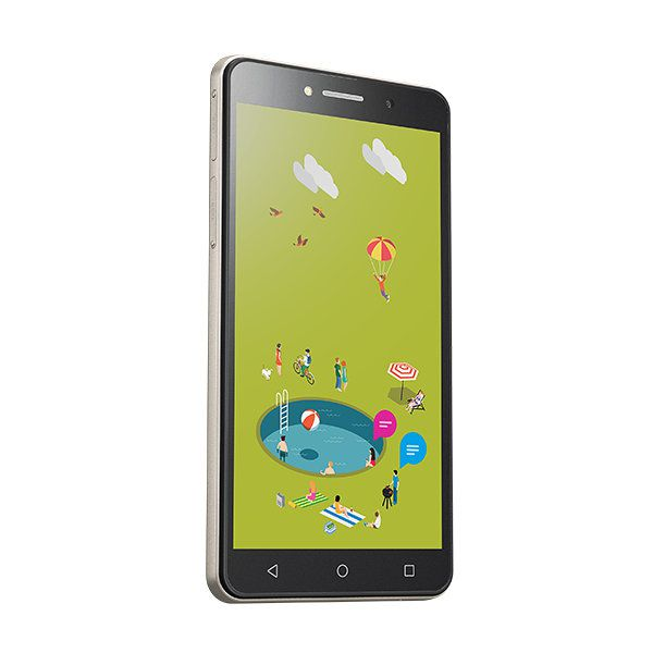 Ver Alcatel PIXI 4 4 3G 8GB Oro 8050D