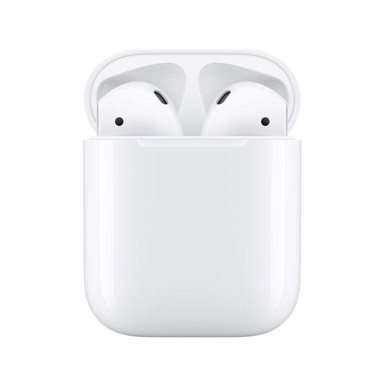 Apple Airpods V2 Con Estuchemicrofono
