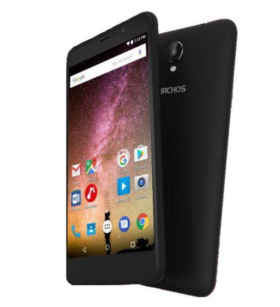 Archos Core 55p 4G 16GB Negro Gris