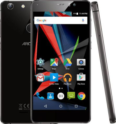 Archos Diamond 55 Selfie 4G 64GB Negro