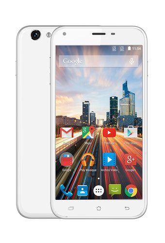 Ver Archos Helium 4G 55 4G 16GB Color blanco