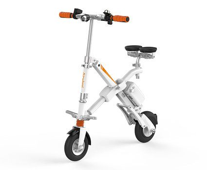 Archos Urban 1seat s 20kmh Negro Naranja Color blanco scooter electrica